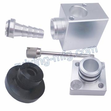 Aluminum Valve Parts by CNC Machining