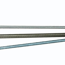 Carbon Steel or Midle Steel Thread Rods