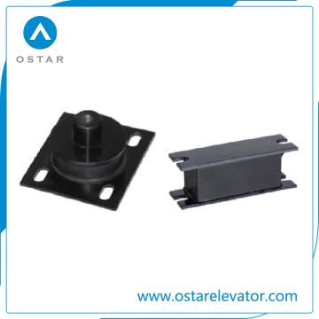 Heben Sie Traktionsmaschine Antivibrations-Auflage, Aufzugs-Teile (OS14-01 / 02)
