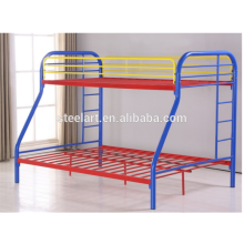 Home Bed Specific Use Use cheap metal triple bunk beds for kids design