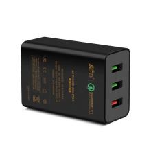 Cargador QC2.0 + 2.4A 42W 3 USB - Qualcomm Quick Charge