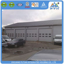 High quality temporary customized garage prefab
