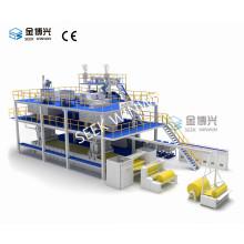 Machine de fabrication de tissu non tissé SS Spunbond