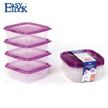 Easylock Frozen Microwave Plastic Crisper