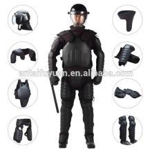 PROTECTION COMPLETE uniforme d'armure corporelle anti-émeute anti-émeute