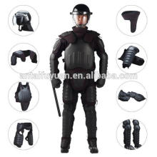 PROTEÇÃO COMPLETA Anti-Riot Gear anti-motim body armour uniform