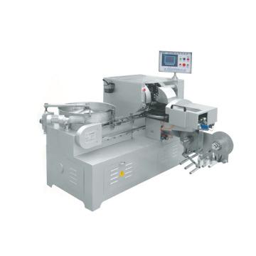 Machine à emballer à double torsion (ellipse, cylindre, sphère, rectangle, etc.)