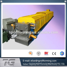 2015 Горячая продажа продукта Металл Крыша Downpipe / Downspout Roll Forming Machinery Производитель в Китае
