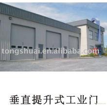 electric sectional door