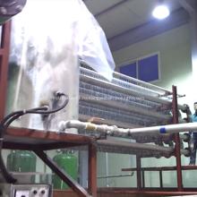 Переработка ПММА Лом Акриловая Термоформовочная Машина