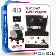 4D Farb-Doppler-Ultraschall-Scanner-Maschine DW-C900