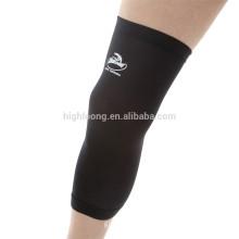 Professional sport support fitness life cooper nylon knee sleeve