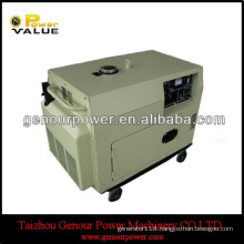 Strong Power Silent 7.5kw Diesel Generator