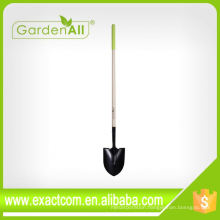 Hot Selling Garden Tools Round Point Spade Shovel