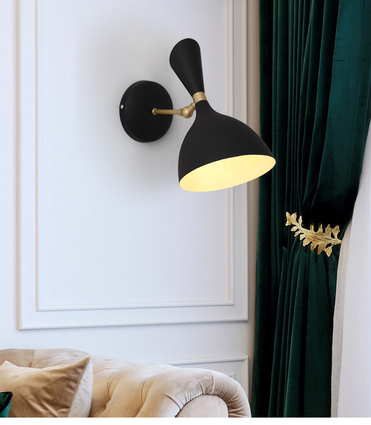 Application Wall Mounted Lamps For Bedroom