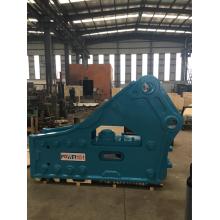Martillo rompedor hidráulicoATLAS fábrica de rocas para excavadora OEM