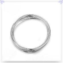 Ювелирные изделия стерлингового серебра способа Bangle ювелирных изделий способа 925 (SL0006)