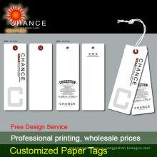 2014 цена по прейскуранту завода подгонянные различные формы бумага картон повесить тег одежда повесить тег