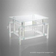 2015hot sale classic acrylic living room furniture