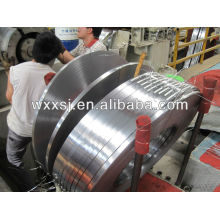cold roll steel and hot roll steel slitting line