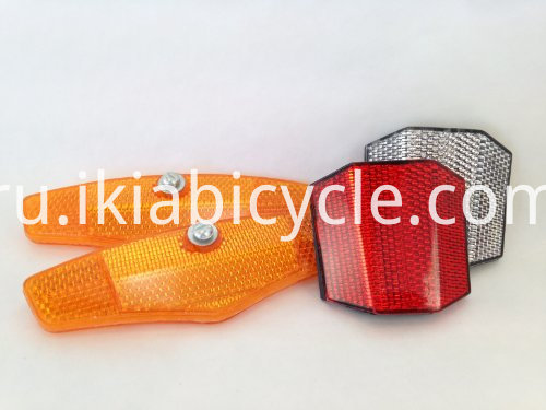 bicycle reflector set