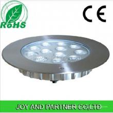Lampe de piscine sous-marine à LED asymétrique 12W 24V (JP948121-AS)