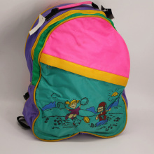 Cute Kids Backpack Shoulder Polyester Bag