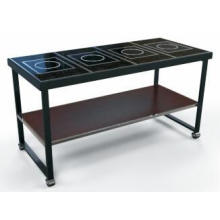 Modern Buffet Table/Induction Chafing Dish Station (DE31)