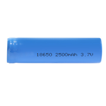 18650 3.7V 2500mAh cellule de batterie au lithium-ion