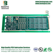 4Layers High-precision Multilayer PCB Gold Finger