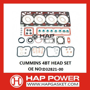 CUMMINS 4BT Head Set D32821-00