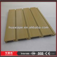 Pvc slatwall Platten Plastikprofil