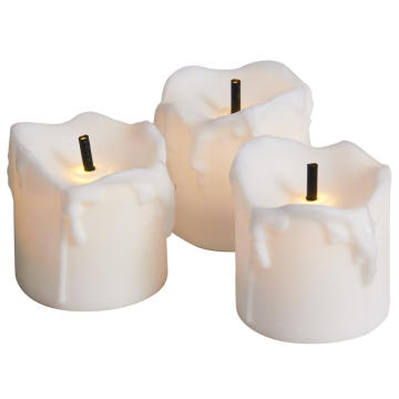 Centrotavola LED Tealight Candle Wedding Candle Party