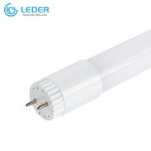 Lâmpada tubular LED de vidro branco frio 9W LED