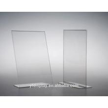 Acrylic Menu Display For Hotel