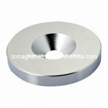 Counter Sunk Hole Magnete (X-TC-02)