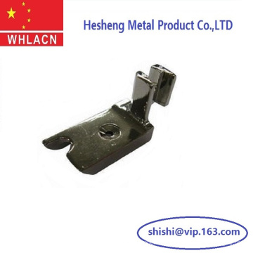 Stainless Steel Investment Casting Sewing Machine Parts (Machining Parts)