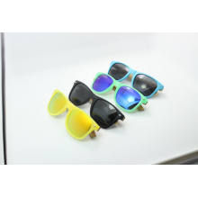 Candy Color Wooden Sunglasses (JN0001HQ)