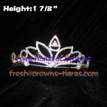 Beauty Rhinestone Queen Tiaras