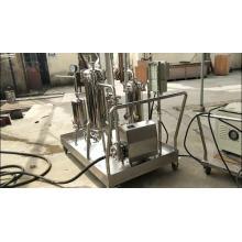 Medical laboratory fluid microdiaphragm filter housing/filter cartridge