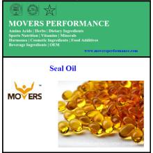 Seal Oil / Plant Capsules / Sin conservantes