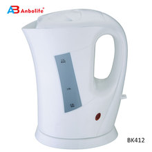 Bouilloire électrique sifflante 1.7L à ébullition rapide parfaite pour thé et café bouilloire électrique à eau chaude à vapeur