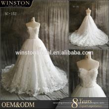 custom popular newest hot sell high quality printed sexy maternity wedding dresses