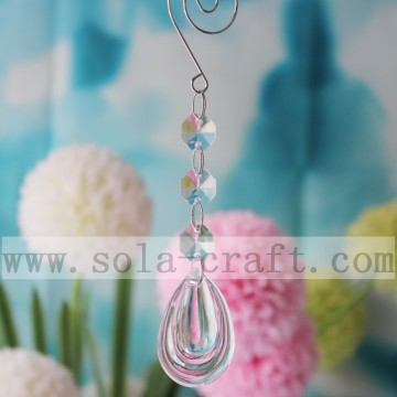 Earring Teardrop Chandelier Dropping Prism 15CM voor decoratie