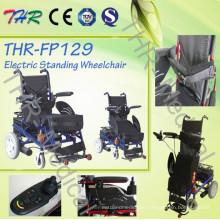 Электрическая инвалидная коляска стоя