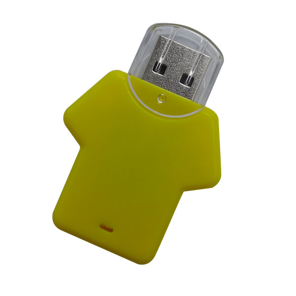 Plastic USB Stick