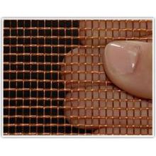 Messing gewebte Drahtgeflecht in Kupfer Material