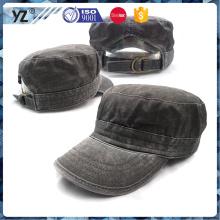 Großhandel hochwertige Kunden Camo Armee Cap, 100% Baumwolle Cap