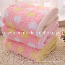 Home Essential Coral Fleece Double Thick Blanket