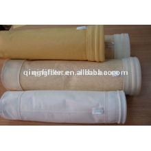Sac à filtre à air Sac à filtre Nomex pour séchoir Filtration par poussière